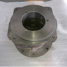 Ductile Iron Centrifugal Pump Bearing Frame Made by Sand Casting